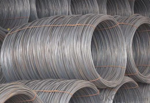 Dia.5.5mm-6.5mm-8mm-10mm SAE1008-SAE1006-SAE1010 Wire Rod