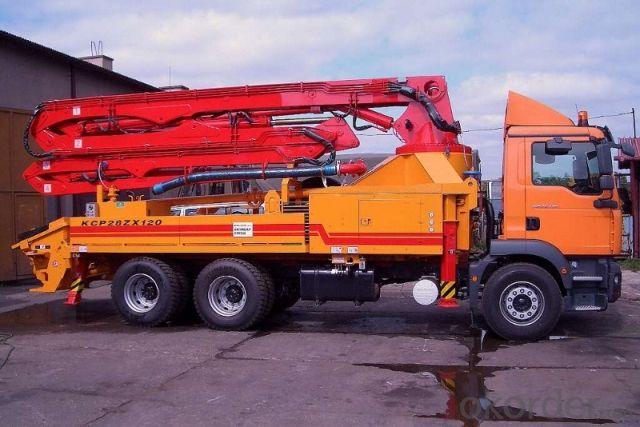 Concrete Pump Truck 8X4 42M  (CA3310P2K15T4YA80)