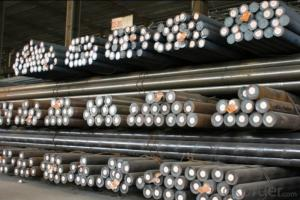 SCM440 42CrMo4 Alloy Structural Steel Round Bar