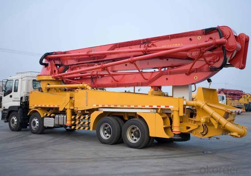 Pump Trucks  62m Concrete  (SYG5502THB)