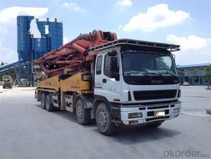 Concrete Pump Truck 21m Working Range