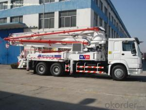 Concrete Boom Pump Truck-Mounted  Syg5230-28
