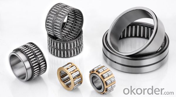 HK 1008 Drawn Cup Needle Roller Bearings HK Series 10X14X8 mm