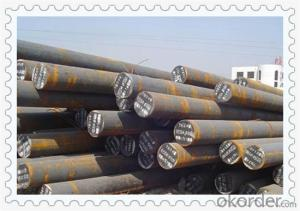 SAE 52100 Bearing Steel Round Bars SUJ2