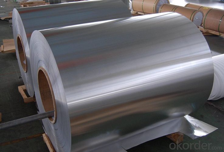 Hot Rolled Aluminum Coil for Cans Bright Surface