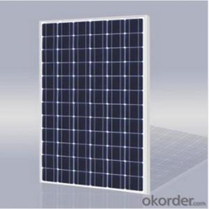 200W Solar Power Panel Designed by China Factory