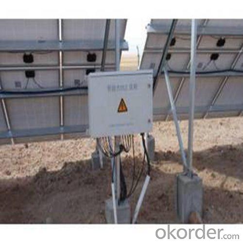 Solar Junction Box IP67 TUV VDE PV Energy