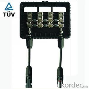 Solar Junction Box IP67 TUV VDE Solar Energy