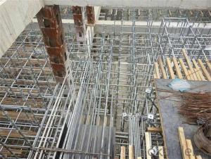 Formwork Steel Props Scaffolding System Formwork System Formwork Parts