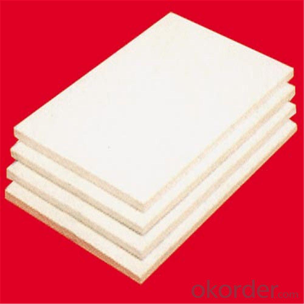 Heat Insulation 1260STD Ceramic Fiber Board with High Quality