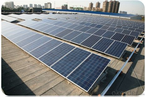 Polycrystalline Silicon Solar Panels 245w