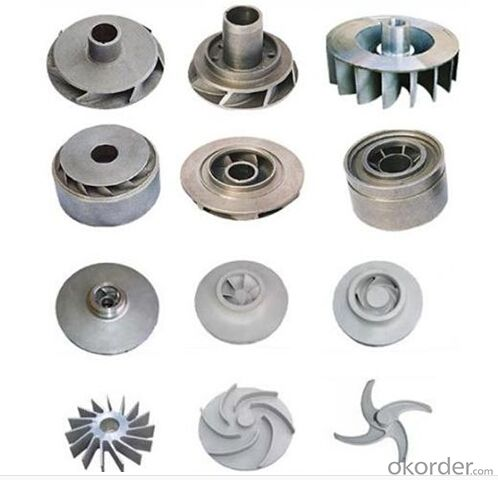 Pump Impeller for Gear Water Pump with High Quality