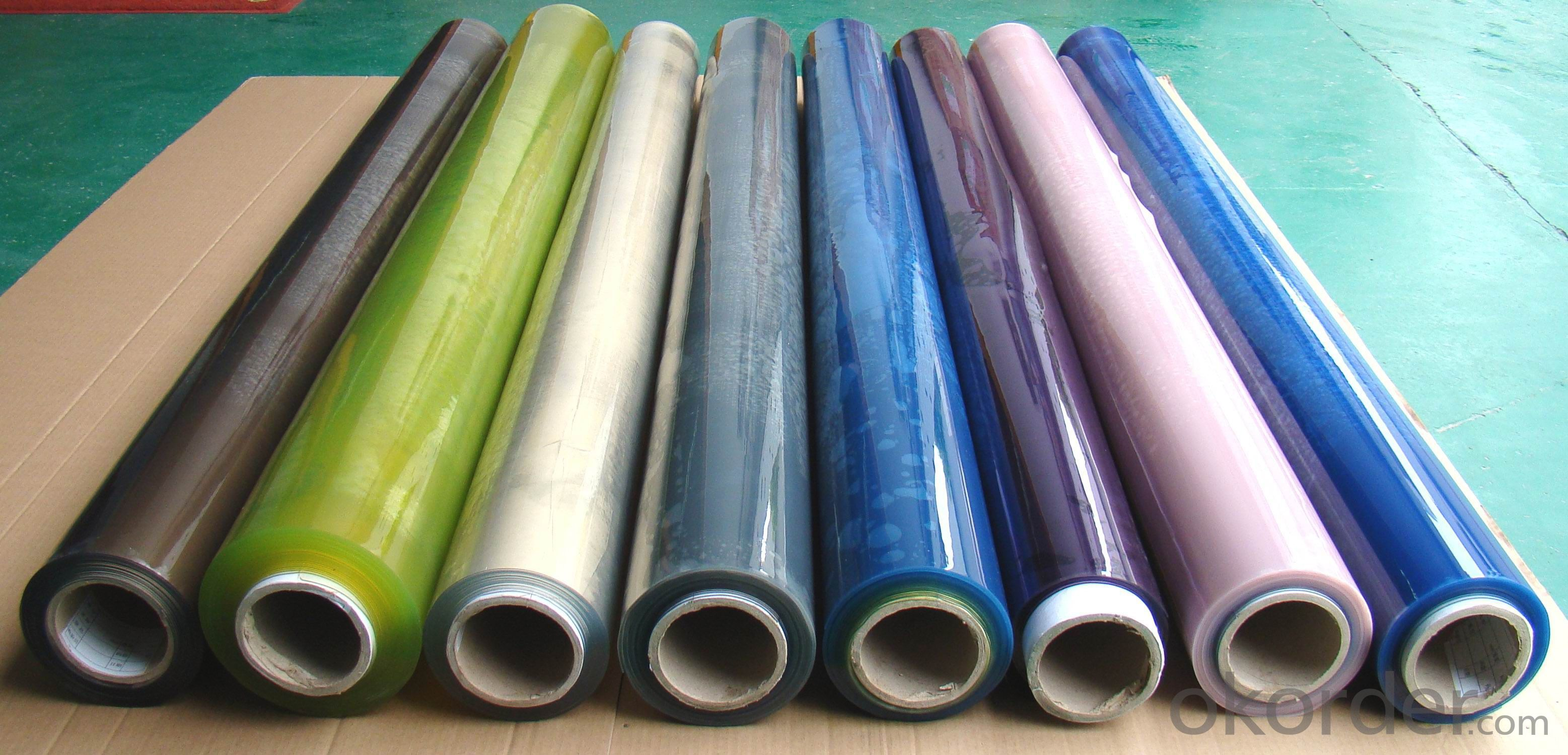Metallization base PET film for Package