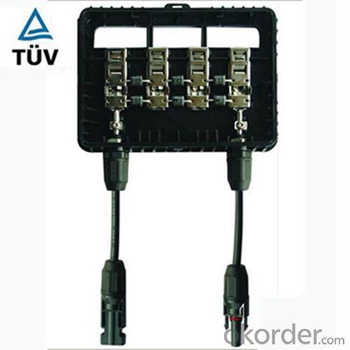 TUV&VDE Solar Junction Box in Solar Power