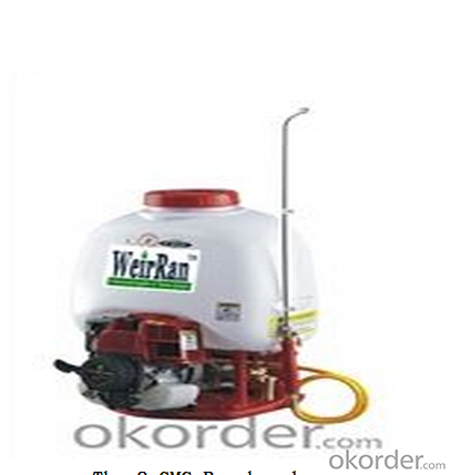 Knapsack Power Sprayer   F-800-A