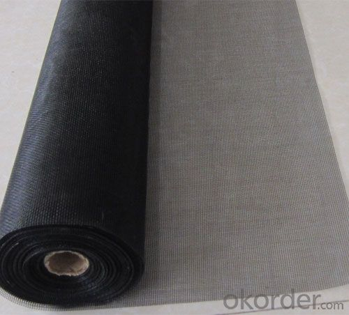 Fiberglass Insect Screen Mesh cloth High Quality Plain Fiberglass Fly Mesh