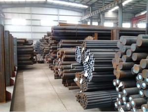 Special Steel Cr12 D3 DIN1.2080 SKD1 Round Steel