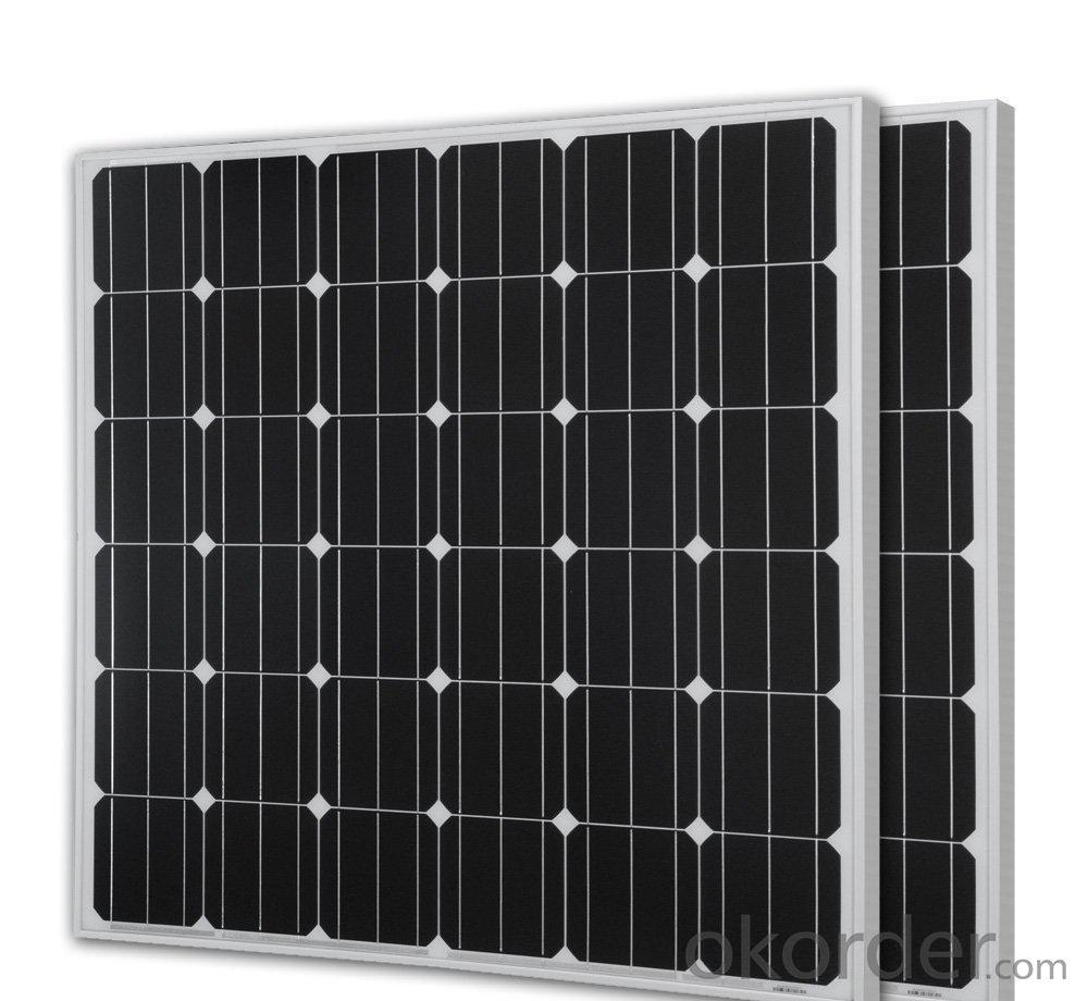 255W CE/IEC/TUV/UL Certificate Mono and Poly 5W to 320W Solar Panel