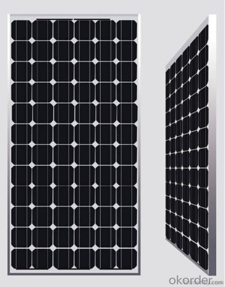 250W CE/IEC/TUV/UL Certificate Mono and Poly 5W to 320W Solar Panel