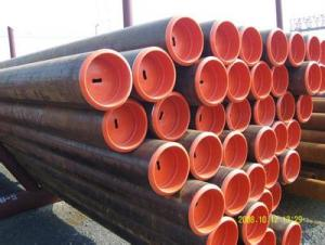 Welded Black ERW Steel Pipe