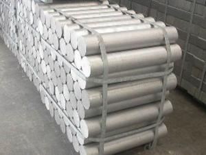 Carbon Steel Structural Black or Galvanized Round Bar