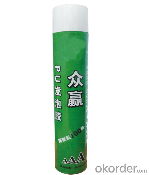750ml All Season Large Expanding Construction Polyurethane Foam