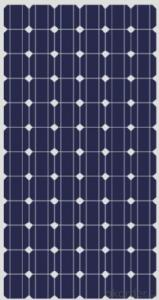 240W CE/IEC/TUV/UL Certificate Mono and Poly 5W to 320W Solar Panel