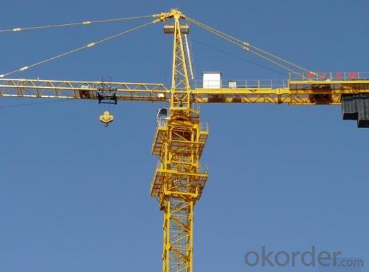 Tower Crane TC5610 Construction Machiney