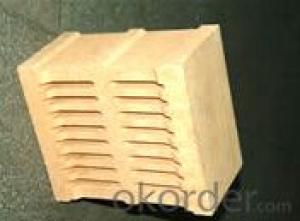 Refractory Silica Brick for Hot-Blast Stoves S-97