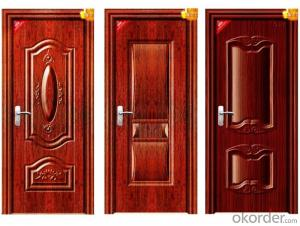 MDF Door with Morden Design Factory with CO ISO CE