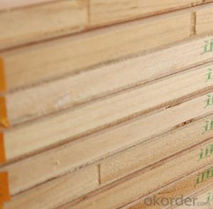 China Environmental 175Fir Wood Block Board For Furniture