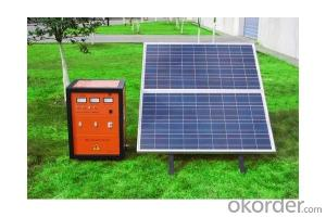 280W CE/IEC/TUV/UL Certificate Mono and Poly 5W to 320W Solar Panel