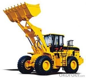 Wheel Loader 5000kg 5 Ton ZL50F Brand New for Sale