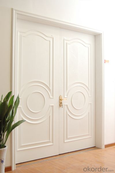 MDF Door with Reliable Quality Elegant Design Factory