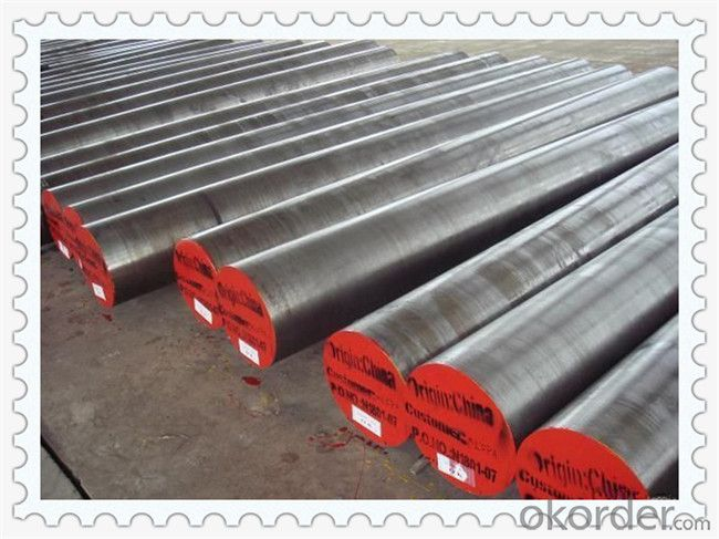 AISI 4340 Forged Round Steel Bars