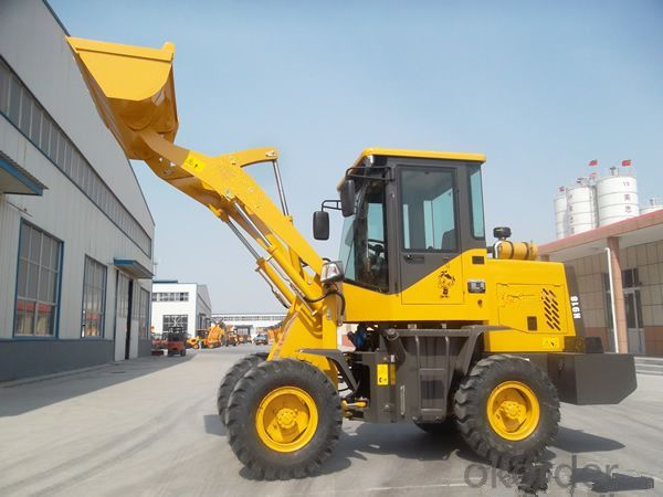 Wheel Loader 1.6 Tons ZL16F Brand New for Sale