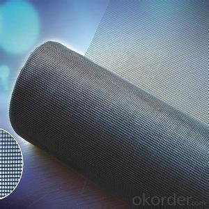 Grey Black Color 18*16 Fiberglass Insect Mesh Fiberglass Wire Mesh Screen