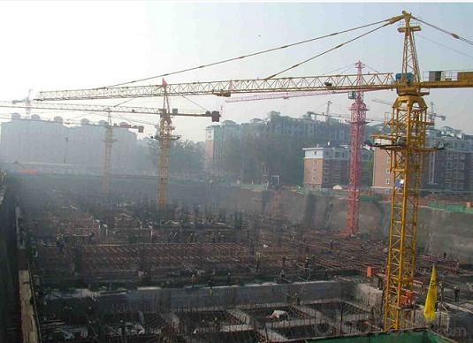 Tower Crane TC5613 Construction Machiney