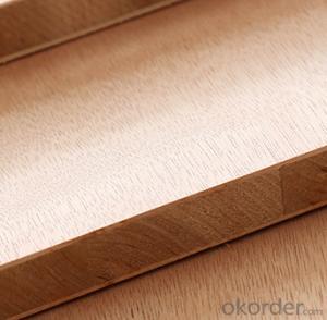 China Environmental 175Fir Wood Block Board For Furniture