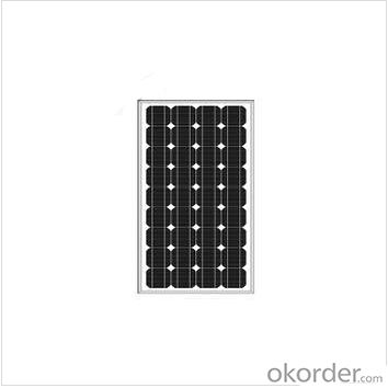 Polycrystalline 50-100W PV Solar Panel Solar Module