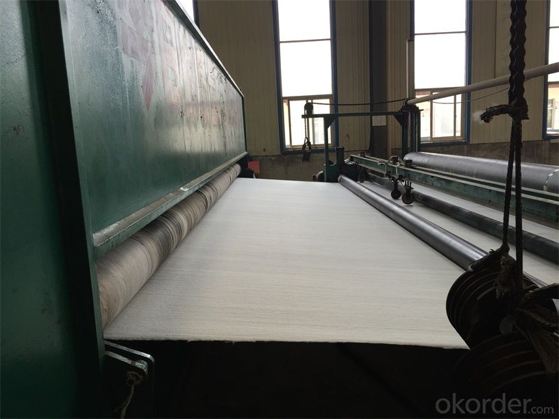 PP/PET Non Woven Geotextile with High Strength