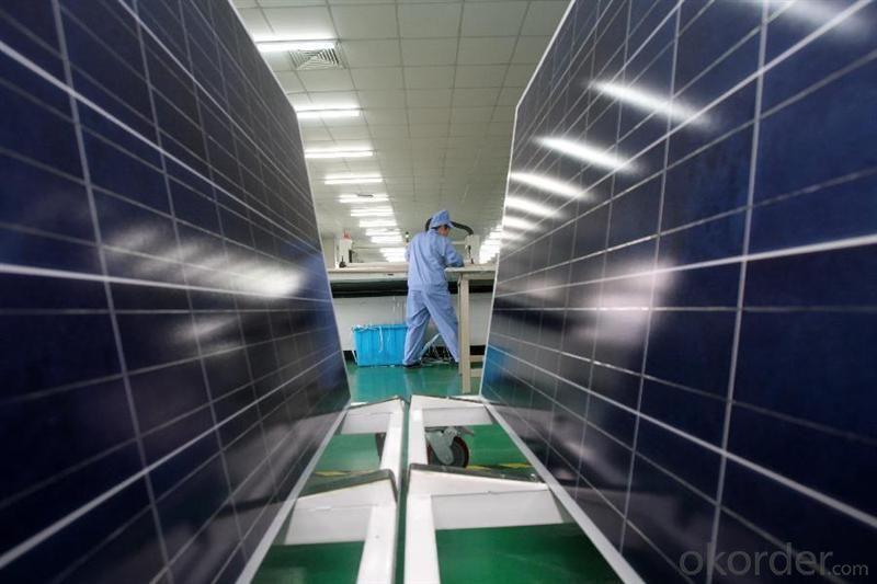 260W CE/IEC/TUV/UL Certificate Mono and Poly 5W to 320W Solar Panel