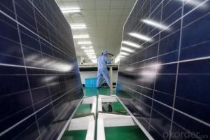 265W CE/IEC/TUV/UL Certificate Mono and Poly 5W to 320W Solar Panel