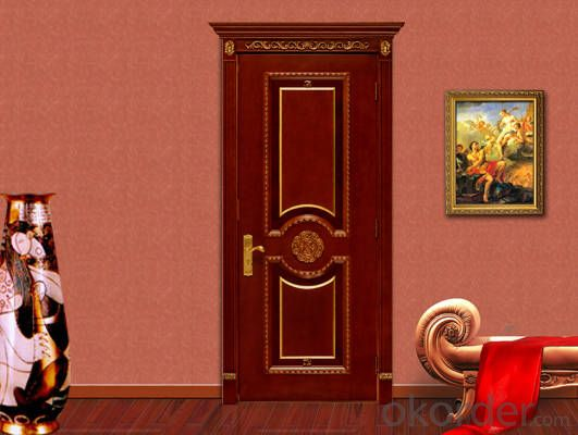 MDF Door with Reliable Quality Elegant Design