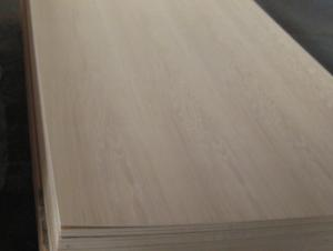 18mm Different Wood Veneer Cheap Commercial Plywood