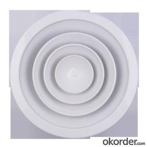 Aluminium Round  Diffuer for Ceiling Use