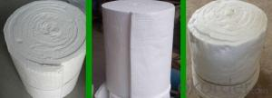 Aerogel Ceramic Fiber Blanket for Refractory