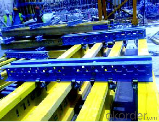 Cantilever Formwork with Low Cost  in Construction Buildings