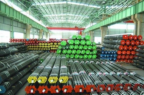 Welded Steel Linepipe  ASTM A500 Water Pipe Oil Pipe