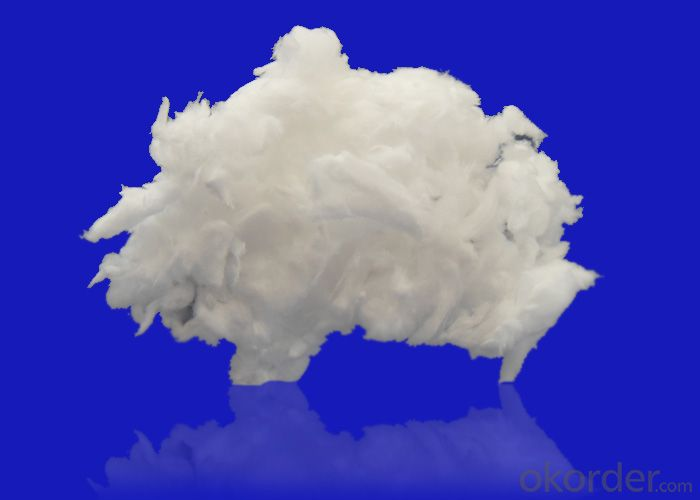 Ceramic Fiber Bulk Refractoriness 1260 Thermal Ceramic Fiber Cotton Wool & Bulk